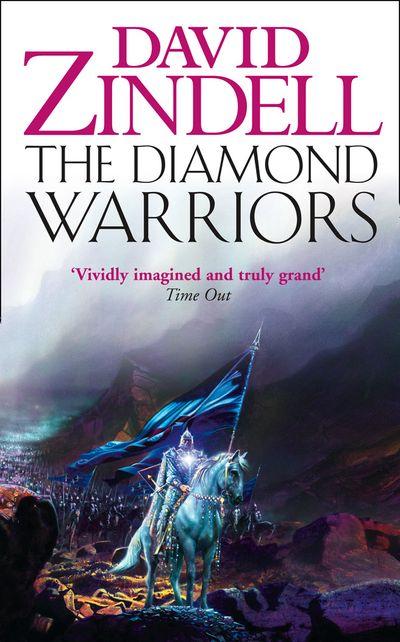 The Diamond Warriors - David Zindell