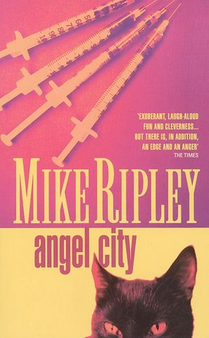 Angel City Paperback  by Mike Ripley