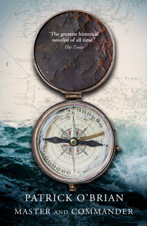 Master and Commander Paperback 40th Anniversary edition by Patrick O'Brian