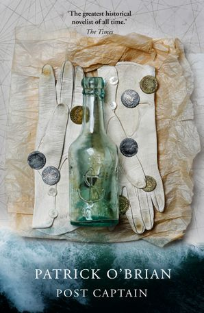 Post Captain Paperback  by Patrick O'Brian