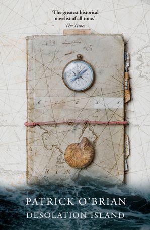 Desolation Island Paperback  by Patrick O'Brian