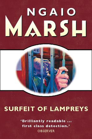A Surfeit of Lampreys Paperback  by Ngaio Marsh