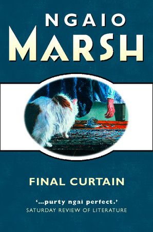 Final Curtain Paperback  by Ngaio Marsh