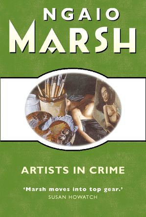 Artists in Crime Paperback  by Ngaio Marsh