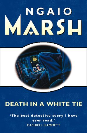 Death in a White Tie Paperback  by Ngaio Marsh