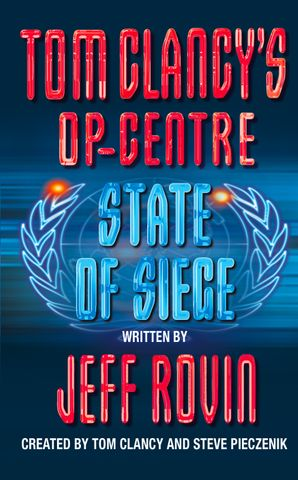 State of Siege Paperback  by Tom Clancy