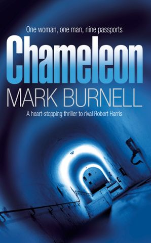 Chameleon Paperback  by Mark Burnell