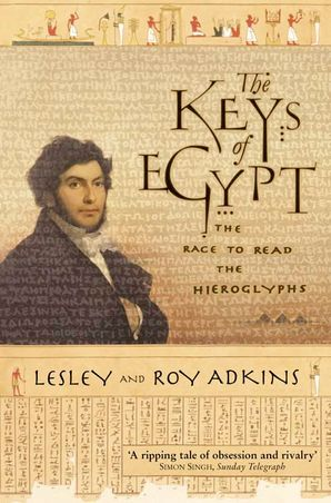 The Keys of Egypt Paperback  by