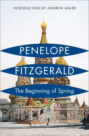 The Beginning of Spring Paperback  by Penelope Fitzgerald