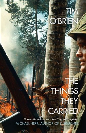 The Things They Carried Paperback  by Tim O'Brien