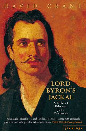 Lord Byron's Jackal Paperback  by David Crane