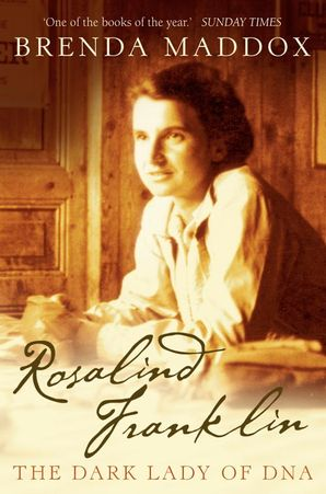 Rosalind Franklin Paperback  by