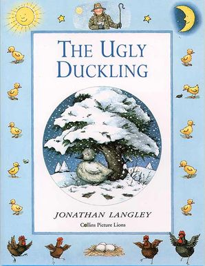 The Ugly Duckling Paperback  by Jonathan Langley