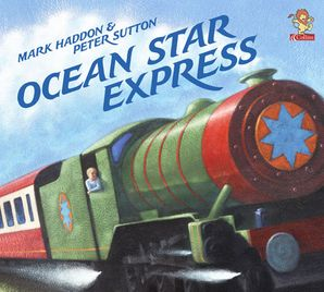 Ocean Star Express Paperback  by Mark Haddon