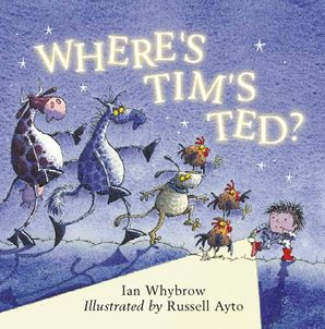 Where's Tim's Ted? Paperback  by