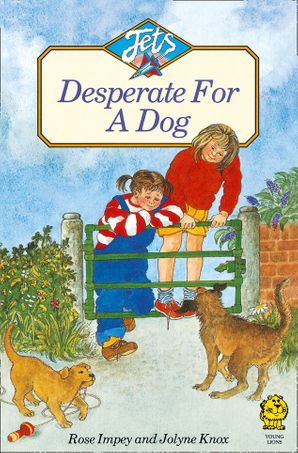 DESPERATE FOR A DOG
