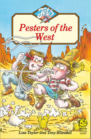 Pesters of the West (Jets)