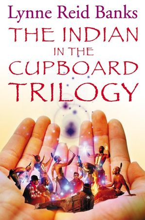 The Indian in the Cupboard Trilogy Paperback  by Lynne Reid Banks