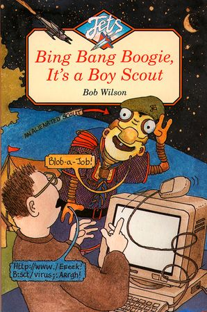 Bing, Bang, Boogie, It's a Boy Scout (Jets)