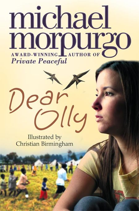Dear Olly - Michael Morpurgo, Illustrated by Christian Birmingham