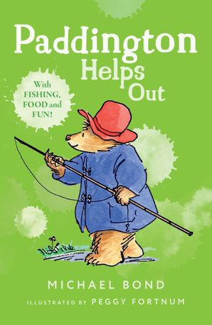 Paddington Helps Out Paperback  by Michael Bond
