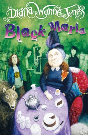 Black Maria Paperback  by Diana Wynne Jones