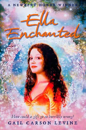 Ella Enchanted Paperback  by