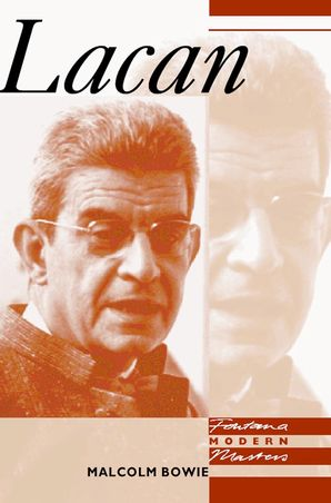 Lacan Paperback  by Malcolm Bowie