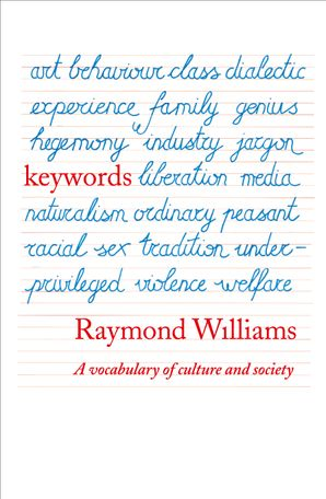 Keywords Paperback  by Raymond Williams