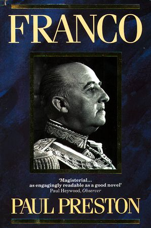 Franco Paperback  by Paul Preston