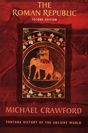 The Roman Republic Paperback New edition by Michael Crawford