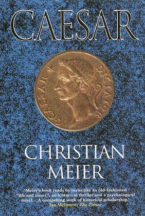 Caesar Paperback  by Christian Meier