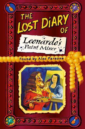The Lost Diary of Leonardo's Paint Mixer