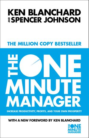The One Minute Manager Paperback New edition by Kenneth Blanchard