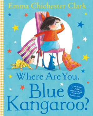 Where Are You, Blue Kangaroo? Paperback  by