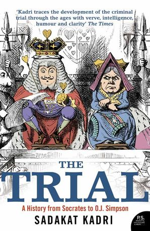 The Trial Paperback  by Sadakat Kadri