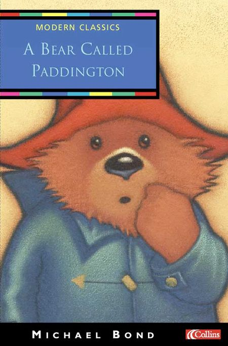 A Bear Called Paddington - Michael Bond, Illustrated by Thierry Elfezzani