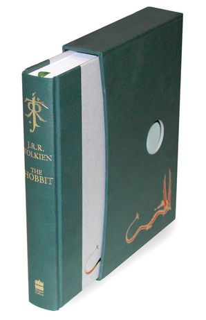 The Hobbit Hardcover De luxe edition by