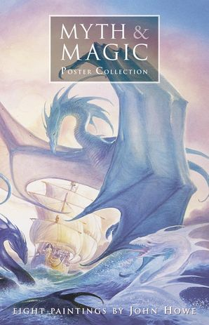 Myth and Magic Poster Collection Paperback  by 2771