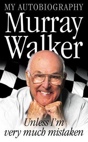 Murray Walker Paperback  by Murray Walker