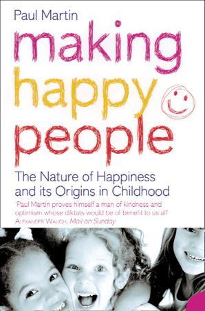 Making Happy People Paperback  by Dr. Paul Martin