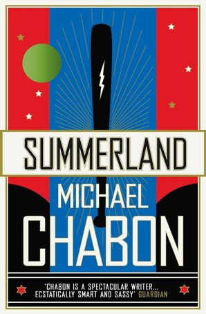 Summerland Paperback  by Michael Chabon