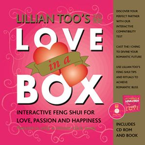 Lillian Too's Love in a Box Hardcover  by Lillian Too