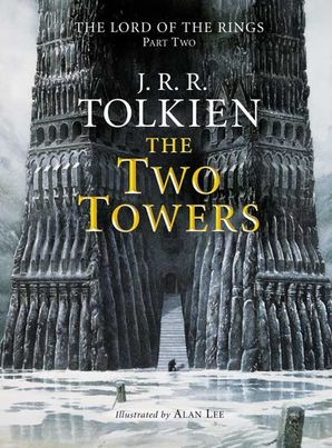The Two Towers Hardcover Revised edition by J. R. R. Tolkien