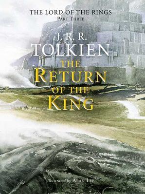 The Return of the King Hardcover Revised edition by J. R. R. Tolkien