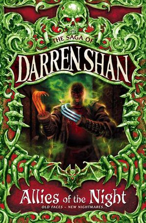 Allies of the Night (The Saga of Darren Shan, Book 8) Paperback  by Darren Shan