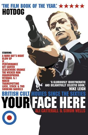 Your Face Here Paperback  by Ali Catterall