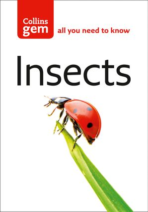Insects (Collins Gem) Paperback New edition by Michael Chinery