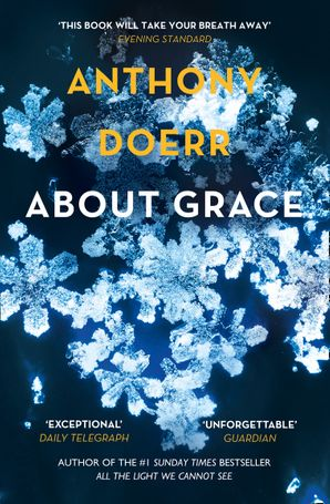 About Grace Paperback  by Anthony Doerr