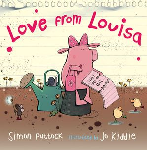 Love From Louisa Paperback  by Simon Puttock